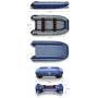Надувная ПВХ лодка ФЛАГМАН 420 K