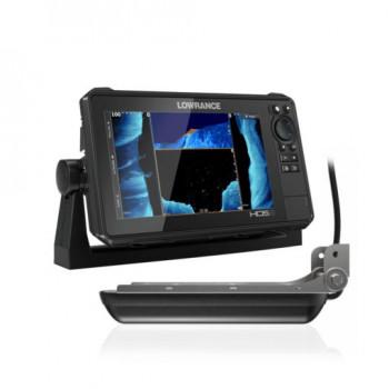 Эхолот Lawrance HDS-9 LIVE с датчиком Active Imaging 3-in-1