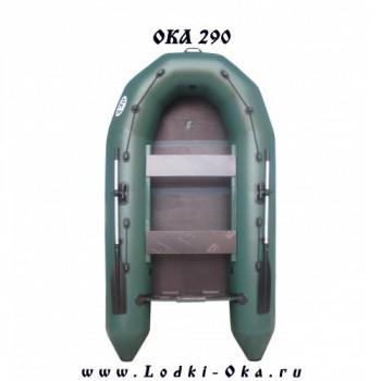 Моторная лодка Ока 290