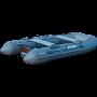Надувная ПВХ лодка Altair HDS-460 ФБ