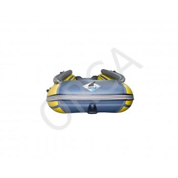 Надувная лодка ПВХ Orca 380GT НД фальшборт