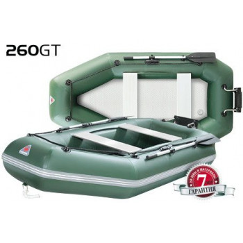 Лодка надувная YUKONA 260 GT