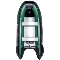 Лодка SMarine SDP MAX 420 (алюминий)