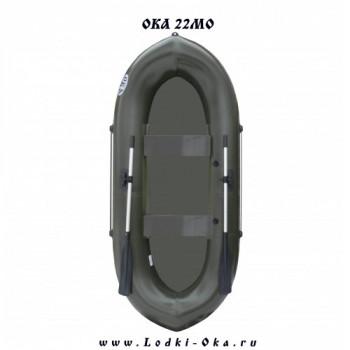 Гребная лодка Ока 22 МО