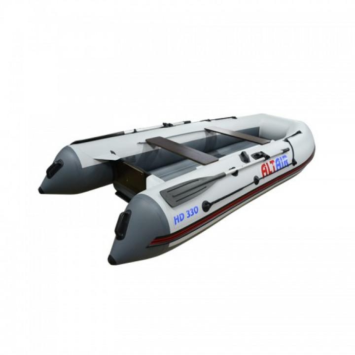 Надувная ПВХ лодка Altair HD-330