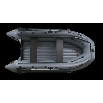 Надувная ПВХ лодка ProfMarine 400 Air FB, моторная-гребная, килевая