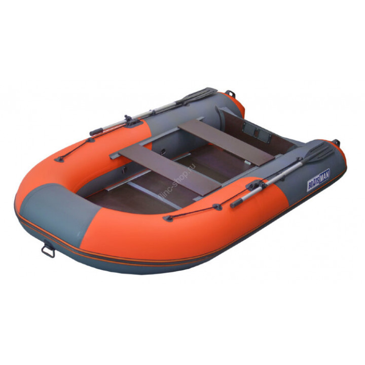 Надувная лодка BoatsMan BT345SK (гидролыжа)