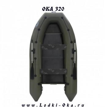Моторная лодка Ока 320