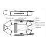 Лодка ПВХ Фрегат М-11 (240 см)