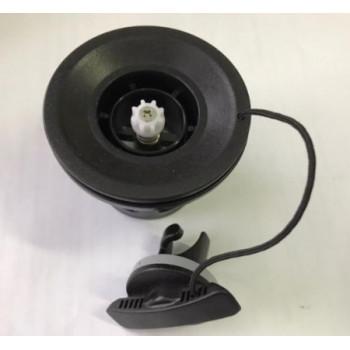 Воздушный клапан Bravo 2014 (Черный)