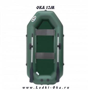 Гребная лодка Ока 12 М
