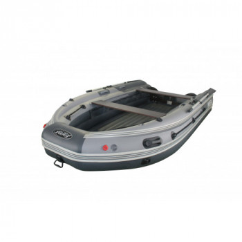 Лодка REEF Скат 370 FI пластиковый транец
