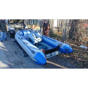 Лодка SALMON S-420 НДНД