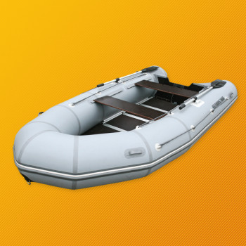 Надувная ПВХ лодка Stream Сибирь 3800