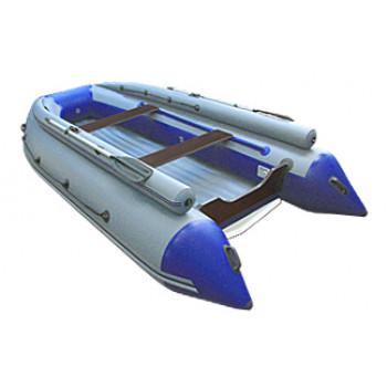 ПВХ лодка REEF 390F НД под мотор