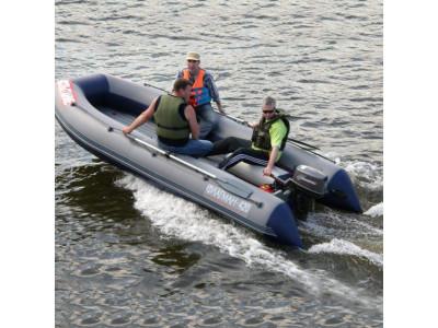 Глиссирование надувных лодок и всё что нужно знать об этом
