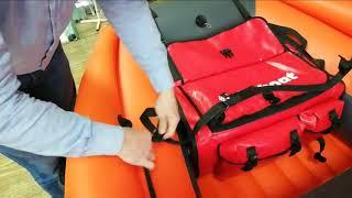 Комментарий к обзору носовой сумки рундук #ivlerboat